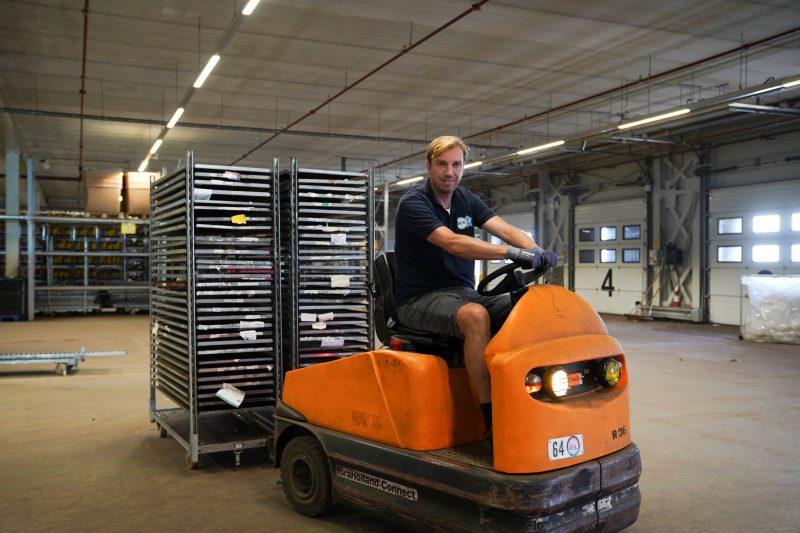 Werkplezier box RVE plantenhandel